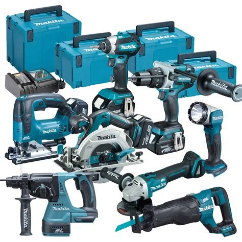 Nagita Set makita topkit8bj makita 18v 8 fully brushless kit