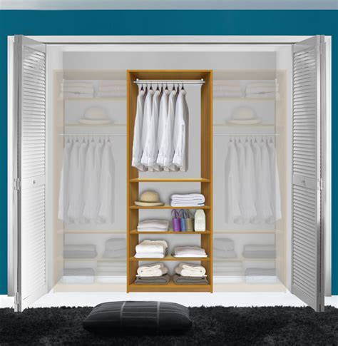 Closet Clothes Hanging Systems Isa Closet System Hanging Clothes Above Closet Shelves