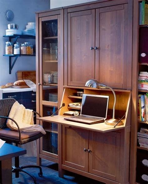 Images For Small Home Offices Aprende C 243 Mo Dise 241 Ar Y Decorar Oficinas En Tonos De Azul