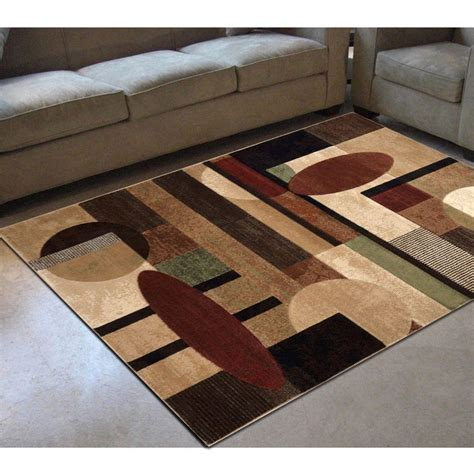 Rug Home by Home Dynamix Tribeca Multi 7 Ft 10 In X 10 Ft 6 In