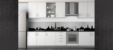 decoration cuisine noir et blanc deco cuisine noir et blanc