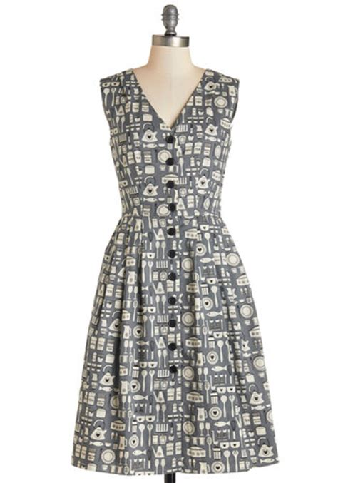 Kitchen Dresses by Emily And Fin Give It Your Best Guest Dress In Kitchen