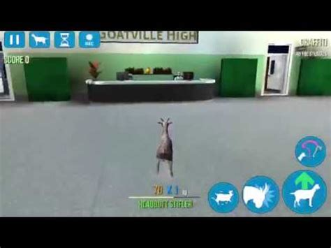 Make Fast While Meeting Insanely by Goat Simulator Goatville High How To Make