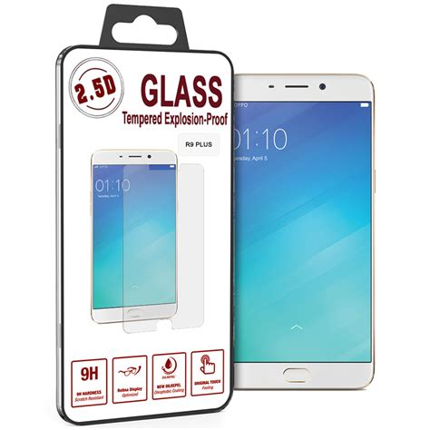 Oppo F1 Plus R9 Nillkin 9h Tempered Glass Anti Gores Kaca Protector 9h tempered glass screen protector oppo r9 plus clear