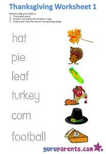what is thanksgiving for kindergarten thanksgiving worksheets guruparents
