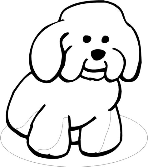cartoon puppy coloring pages elegant cute puppy coloring
