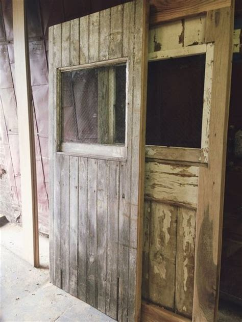 Barn Door Cafe Reclaimed Barn Doors For Restaurant Kitchen By Realantqwood Lumberjocks Woodworking