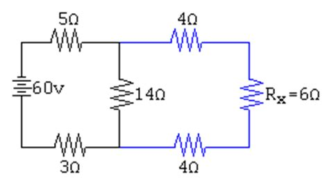 resistor circuit combination current and electric circuits problem 9 problems with solutions