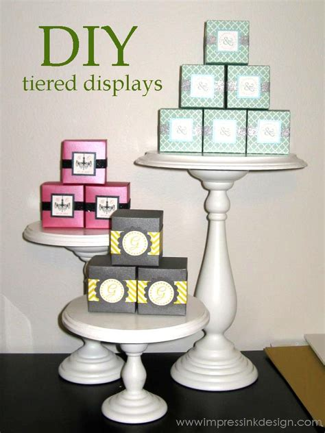 1000 ideas about product display stands on 11 ideas for displaying your crafts cards luvin stin