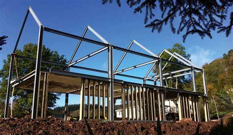 Baja Ringan Konstruksi Pabrik kelebihan konstruksi baja ringan ajie jaya teknik