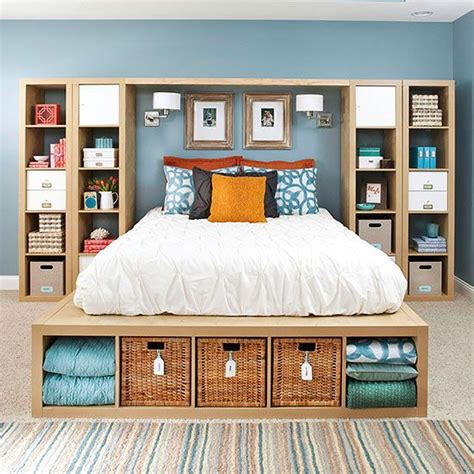 cheap bedroom organization ideas 25 best ideas about bedroom storage on pinterest small