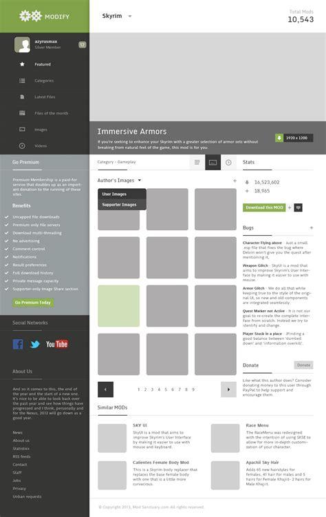 mod game website game modding website by azyrusmax themeforest