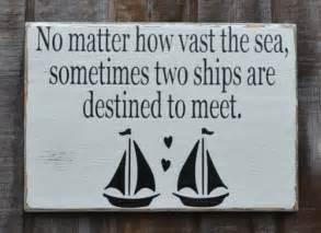 Wedding Wishes Nautical Nautical Wedding Quotes Quotesgram