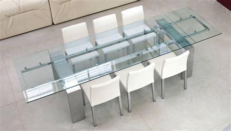 tavolo in cristallo prezzi beautiful tavoli in cristallo prezzi ideas