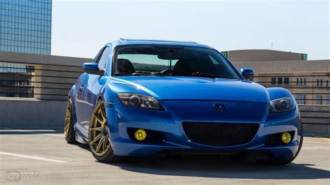 mazda rx8 tuning mazda rx8 coupe tuning japan kit cars wallpaper