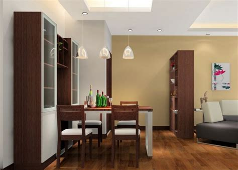living room closet closet dining room south korean style 3d house
