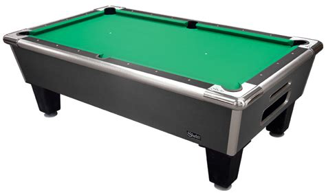 Pool Table Table by Shelti Coin Operated Pool Tables Call Toll Free 877 893 1739
