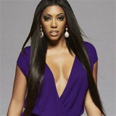 porsche hairline porsche williams hairline ombre hair coloring porsha