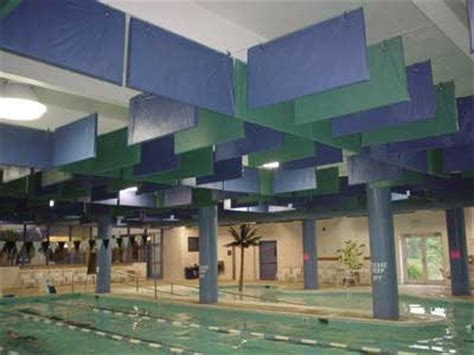 hanging baffles  banners  acoustical solutions