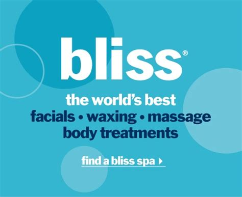 Bliss Spas Best Treatments 36 best images about bliss spa treatments on