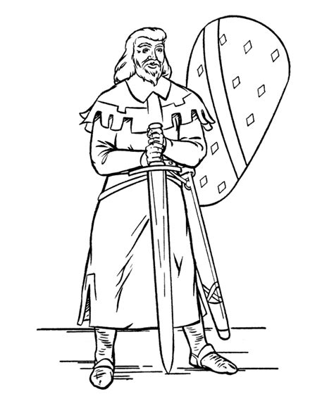 coloring page of knight in armor medieval knights coloring pages coloring home
