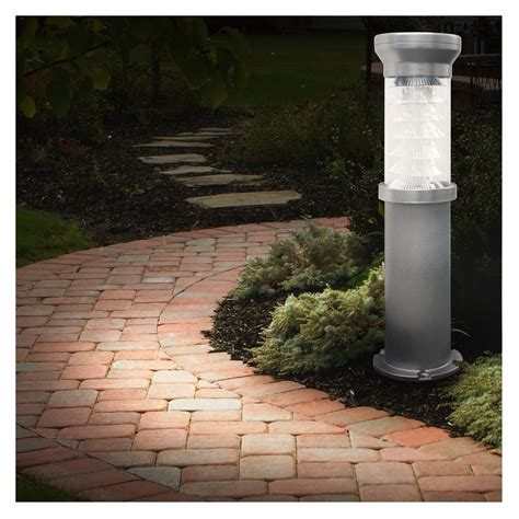 Landscape Bollard Lighting Beautiful Outdoor Bollard Lighting Style Bistrodre Porch And Landscape Ideas