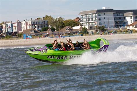 cape may jet boat east coast jet boat activities in cape may
