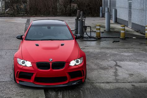 matte red bmw belgium brings out matte red bmw e92 m3 autoevolution