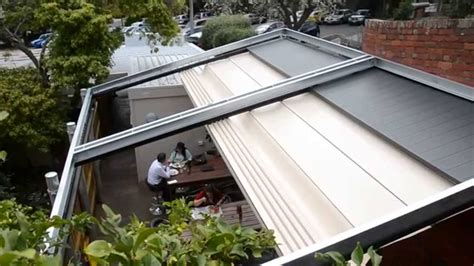 automatic pergola roof downee easyshade motorised pergola commercial shade s doovi