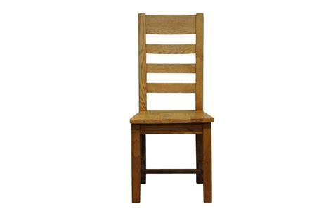 ladder back dining chair covers bonsoni langdon solid oak ladder back dining chair wooden