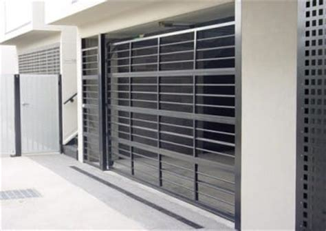designer range steel  garage doors