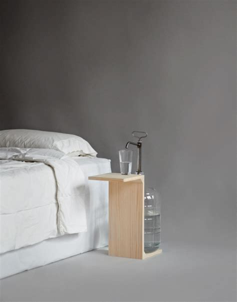 Small Space Nightstand by The Nightstands Shoebox Dwelling Finding Comfort