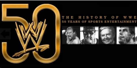 the history of the wwe 50 years of sports entertainment pre black friday dvd review the history of wwe 50 years of