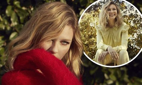 Kirstens Opens Up by Kirsten Dunst Opens Up About Children The New Spider