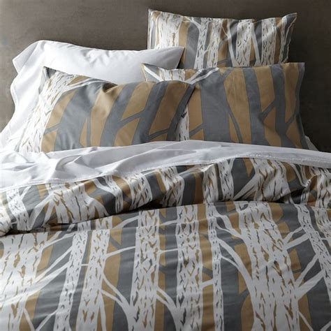 comforters with trees on them tree bark duvet cover and shams contemporary bedding