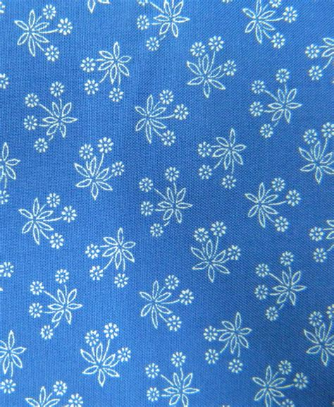 Patchwork And Quilting Fabric - patchwork quilting sewing fabric blue white