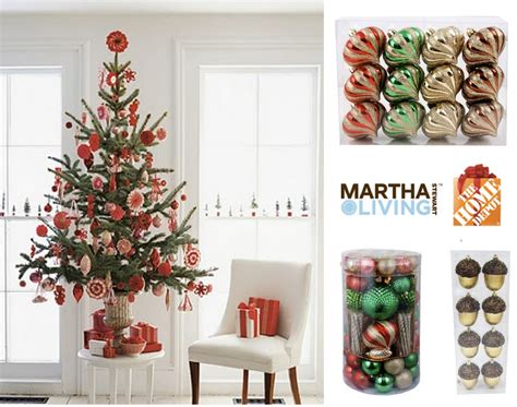 home depot christmas decorations martha stewart 187 homes