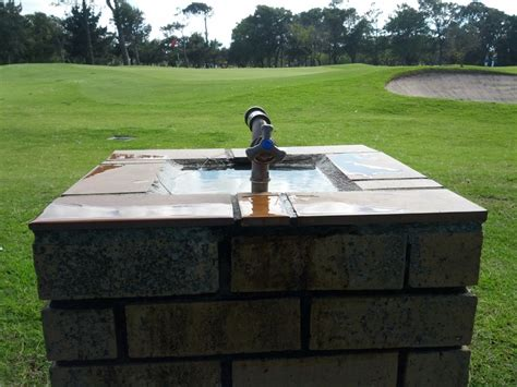 backyard drinking fountain do it your self outdoor drinking fountain