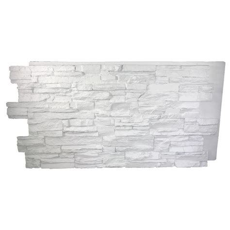 superior building supplies dove white 24 in x 48 in x 1