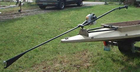 electric long tail boat motor so i want to build an electric kayak endless sphere