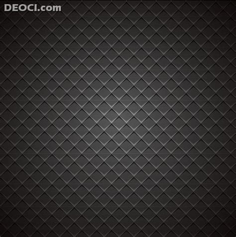 carbon pattern cdr vector black metal style grid background design template