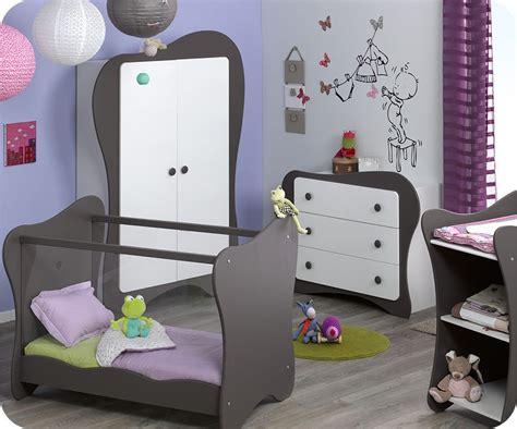 chambre enfant taupe chambre b 233 b 233 compl 232 te blanc et taupe iris lestendances fr