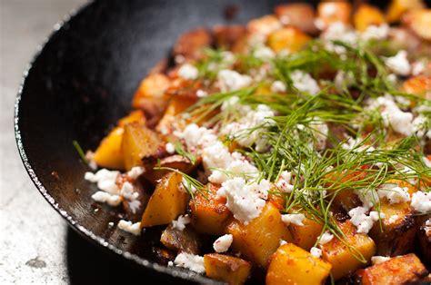 harissa potatoes recipe herbivoracious vegetarian