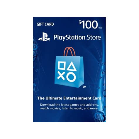 Playstation Store Gift Card Online - 100 us region playstation store gift card ps3 ps4 ps vita