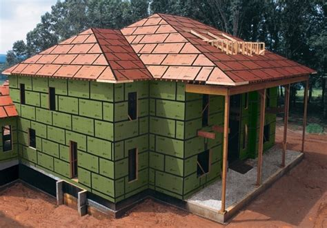 Curb Appeal Products - learn more about zip system roof sheathing and wall sheathing