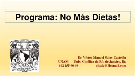 no mas dieta 8499082742 no mas dietas y 250 ju