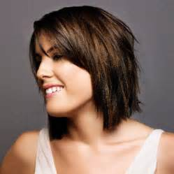 hairstyles fine hair square face image