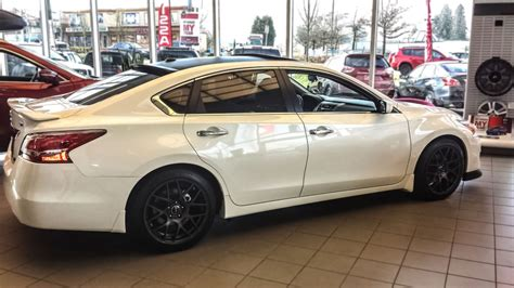 nissan altima modified showroom applewood nissan s modified altima