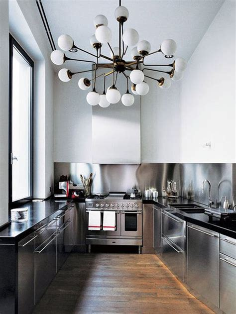 stainless steel home decor in the kitchen commercial vs conventional coco