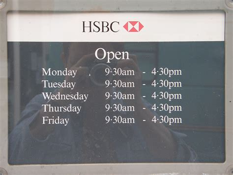 bank hours banking hours flickr photo